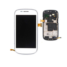 LCD touch screen digitizer assembly for galaxy samsung s3 mini parts