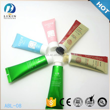 30ml 100ml cosmetic aluminium collapsible tube pipes hand cream packaging tubes