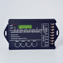 Programmable LED Time Controller For RGBW/RGB/Dual/Single Color LED Strip Lights