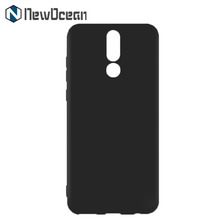Hot sell Colorful Matte Soft Silicone TPU cell phone case for Huawei Maimang 6 mobile phone cover