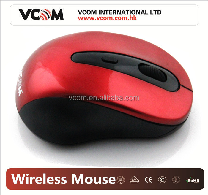 Factory Price 2.4G Wireless Optical Mouse with Mini Receiver