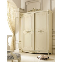 Luxury antique italy Shabby chic wardrobe, armories for sale