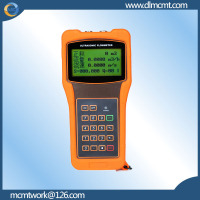 DN15-DN6000mm Hand held Ultrasonic flowmeter /RS485 Portable flow meter