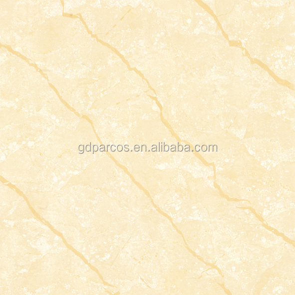 800X800 polished porcelain tile venice ceramic yellow floor tile