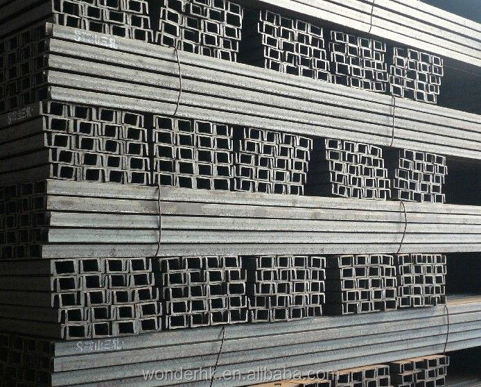 china supplier hot sale u channel sizes Hot Rolled c Channel Steel price and sizes