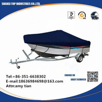 lightweight small boat cover with Best Quality and low price