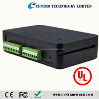UL listed 120W 10A CCTV power supply 12V DC output