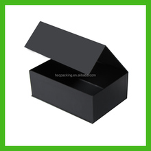 Black Book Style Rigid Box with 2 PCS magnets