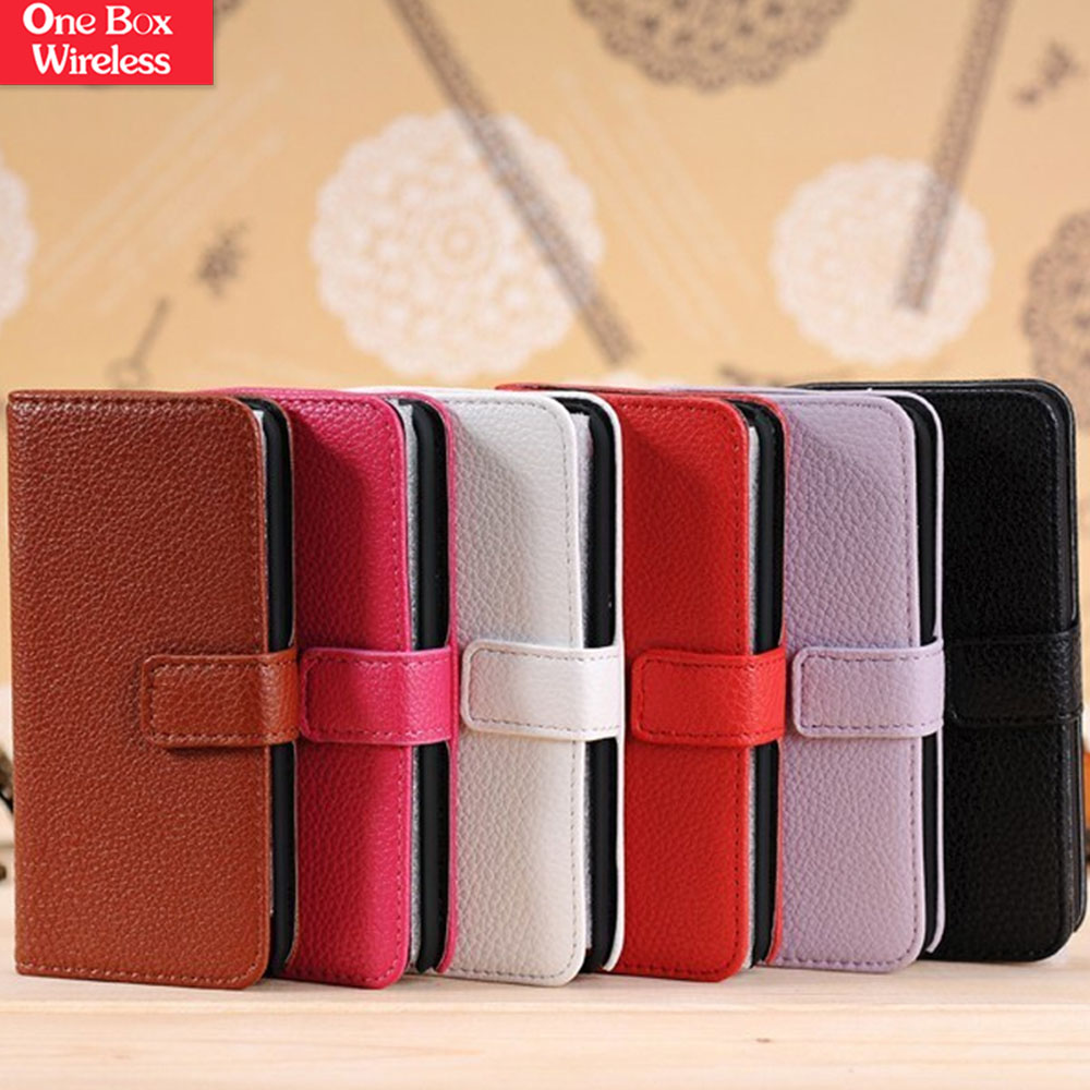 100% Real Genuine For Ipod Touch 5 Lichi Pu Leather Case
