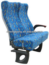 fabric bus seat for sale with foam