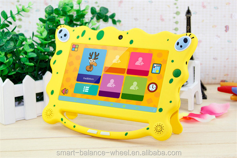 7 inch education educational children kids tablet pc Android 5.1 for study games learning Christmas Gift