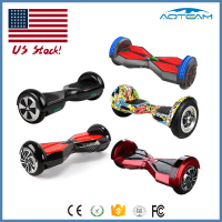 US Stock 2016 Newest 6.5 inch Two Wheels Self Balancing Electric Scooter Bluetooth