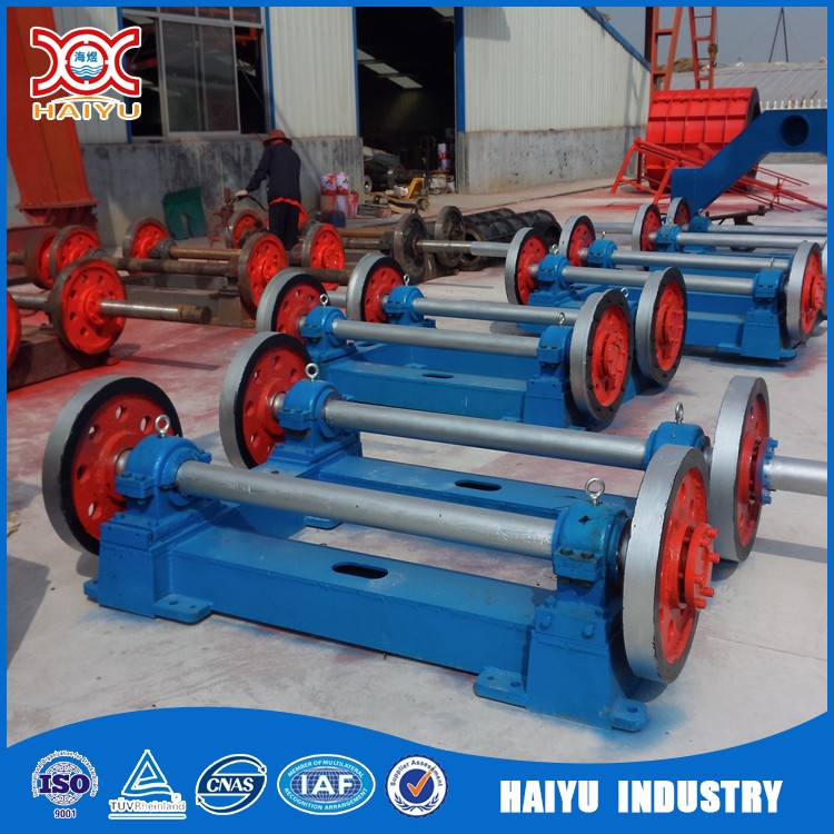 concrete pole machine
