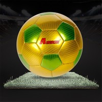 Official size and weight pu pvc soccer ball,football for pepsi promotion