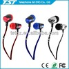 TST china wholesale earphones for mobile phones for iphone