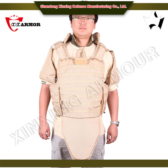 High quality Nylon bulletproof ceramic vest