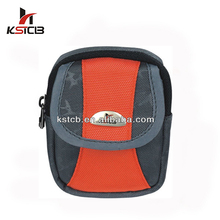 Wholesale polyester waterproof small digital camera pouch slr camera bag