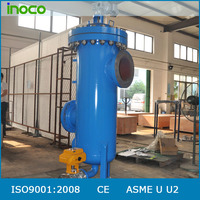 Oil Field Injection Water Treatment self cleaning filter