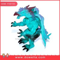 top quality plastic dragon figurine for kids