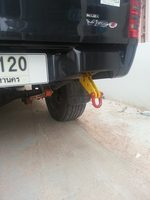 Extended Car Puller for Toyota Hilux Vigo