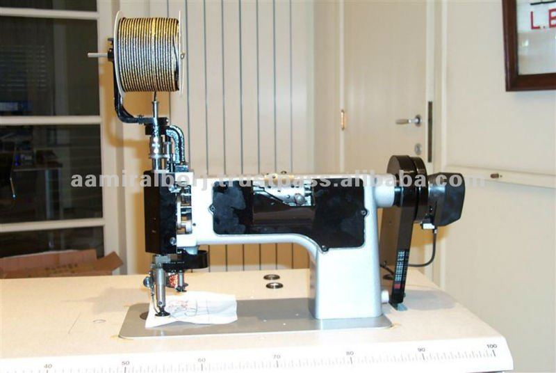 Cornely LG3 - Special Chainstitch Embroidery Machine