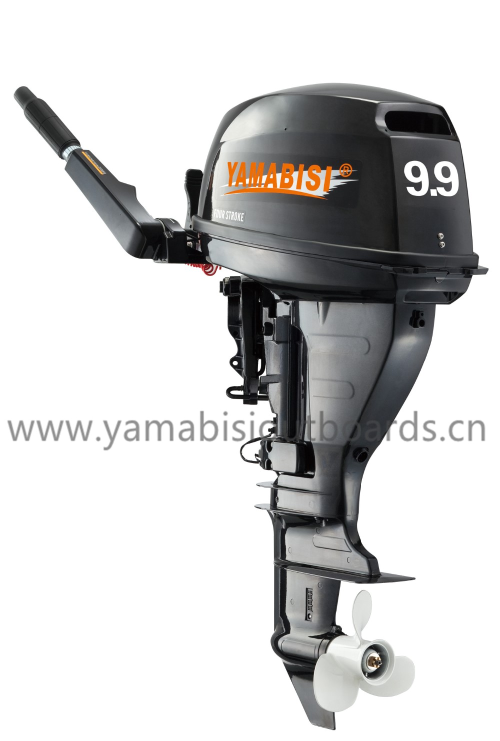 CE-Approved 4 stroke 9.8HP 15HP YAMABISI outboard engine/motor
