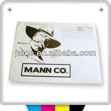 Wholesale watermark paper envelope printing with our logo