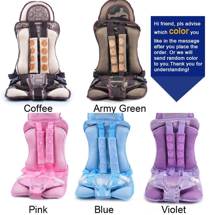 Baby kids car seat carrier canopy cover anti-Kick Car Seat Protection Covers