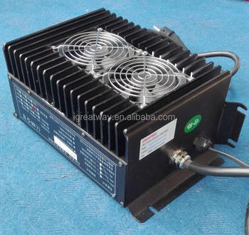 3000W waterproof PFC battery charger 84v 30A