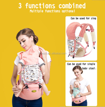 OEM factory baby wrap sling good quality baby hip seat