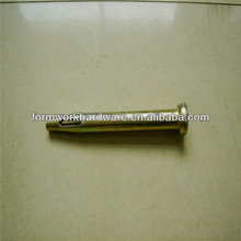 plastic formwork taper Pin,anchor pin,stub pin formwork system construction hardware