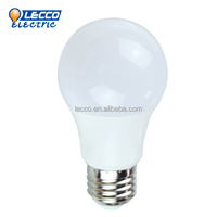 PBT - Aluminum A60 led light bulbs 9W E27 daylight
