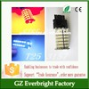 Trade Assurance led turn brake lamp 3157 1210 / 3528 120 SMD 120 SMD LED stop lamp Turn Light Break Light Stop Light Tail lamp