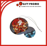 Promotional Custom Cheap Bulk Car Air Freshener