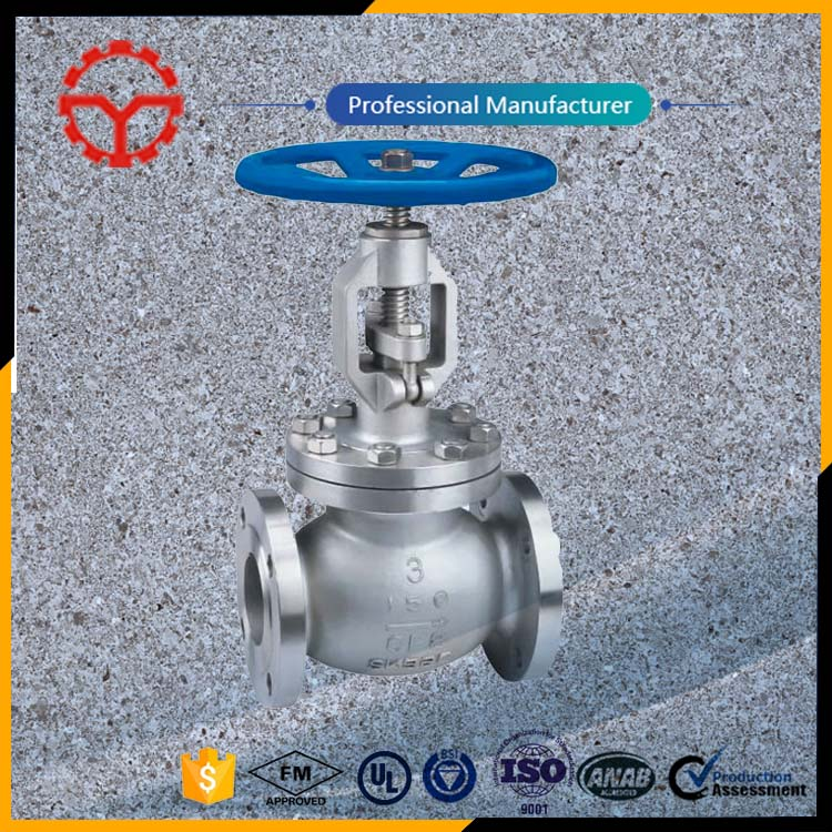 316 Stainless Steel Globe Valve Price