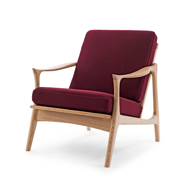 Replica Hans hans wegner chair Monroe chair one seater