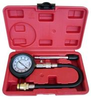 2014 Petrol Engine Compression Test Kit Car Diagnostic Tools auto cars hand-held vacuum pump repair tool OEM