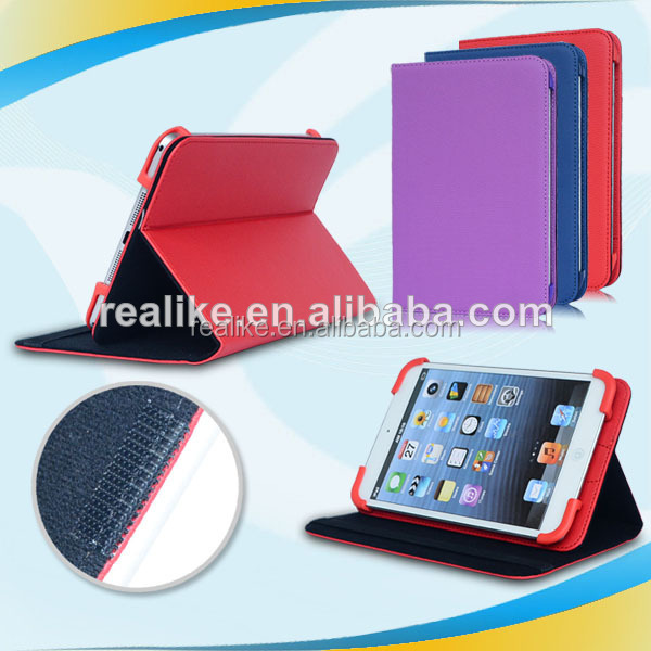 Various Color Synthetic Various Color folding tablet computer leather case for ipad mini