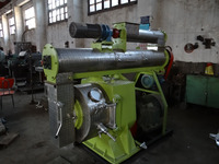 Good Bearings Pto Wood Pellet Mill Price