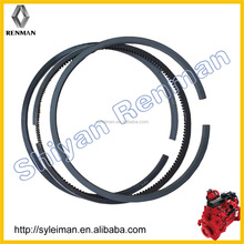 160P piston ring set, piston ring factory price cylinder liner 3509N-037
