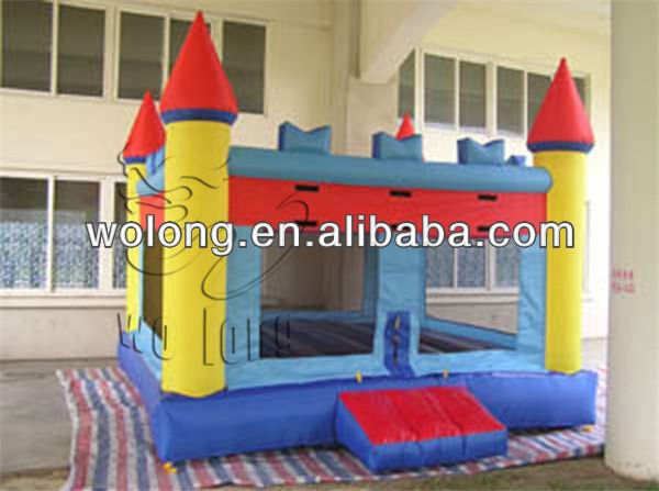 Inflatable Fun Bounce House model toys for kids/Inflatable toys for family use