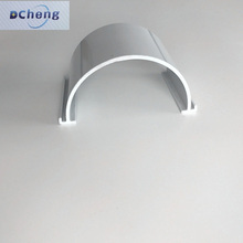 Good sound insulation wood composite pvc profiles