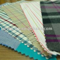 cotton yarn dyed fabric