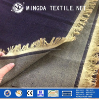 guangzhou supplier blue kevlar cotton denim jeans fabric motorcycle uniforms fabric