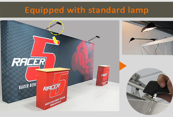 Jiangsu Expomax event pop up portable backdrop stand