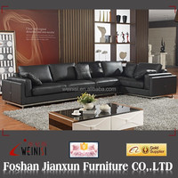 H1082 leather lounge suites