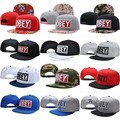 Wholesale military 6 panels embroidery caps hats men flat brim cap hat