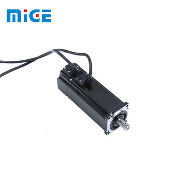 small low power gigh speed permanent servo motor brushless motor