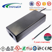CCTV System Switching Power Suply 120W Doe CeC Vi Class 2 110V-240Vac to 24v 5a power supply