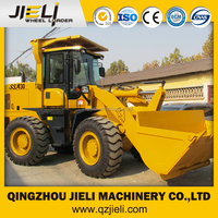 Construction machinery ZL30-3ton wheel loader with ROPS